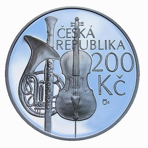 01_2011_200Kc_Prazska_konzervator_mince_avers_proof