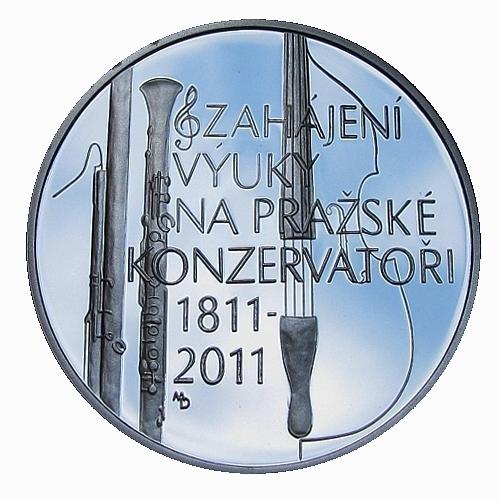 01_2011_200Kc_Prazska_konzervator_mince_revers_proof