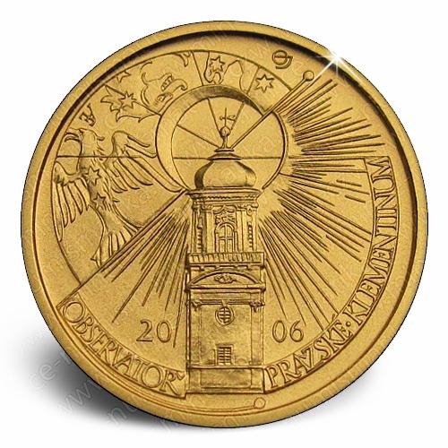 02_2006_2500Kc_Klementinum_mince_revers
