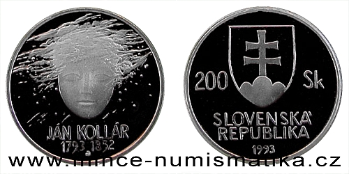 200. výročí narození Jána Kollára