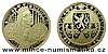 10000 Kč - Založení Nového Města pražského v r. 1348