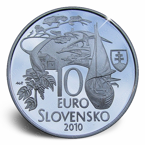 04_2010_10_Euro_Kukucin_mince_avers_proof