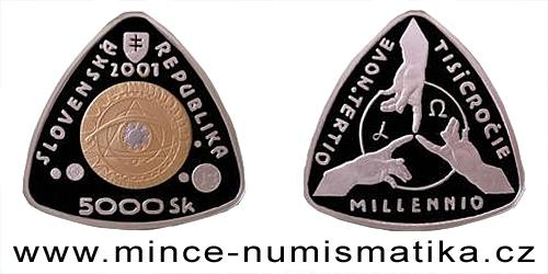 5000 Sk - Začátek třetího tisíciletí