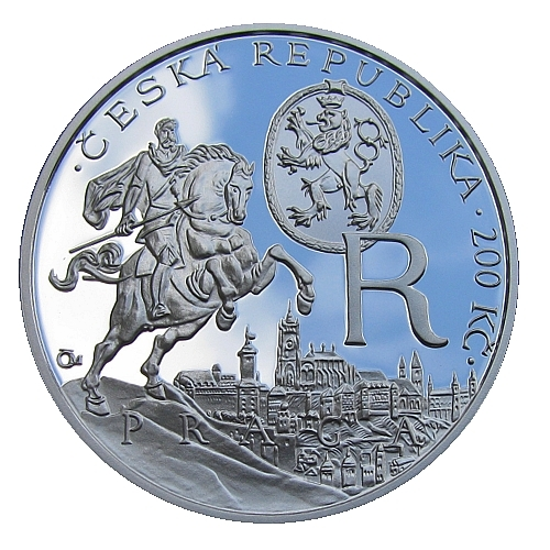 06_2012_200Kc_Rudolf_II._mince_pp_avers