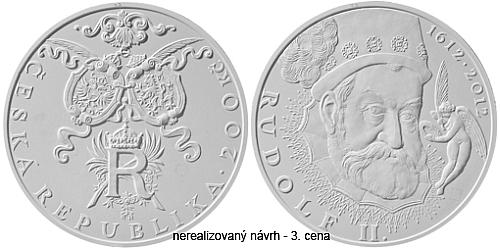 06_2012_200Kc_Rudolf_II._nerealizovany_navrh_3
