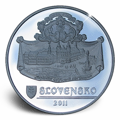 09_2011_20_Euro_Trnava_mince_avers_proof