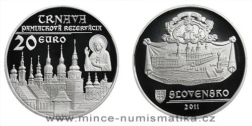 20 € - Pamiatkova rezervácia Trnava