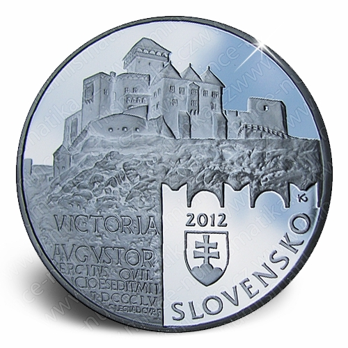 10_2012_20_Euro_Trencin_mince_avers_proof