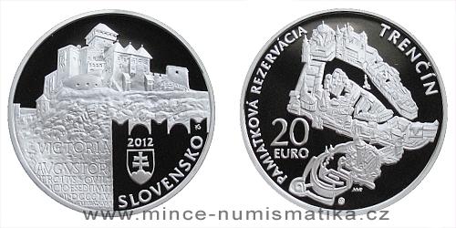 20 € - Pamiatkova rezervácia Trenčín
