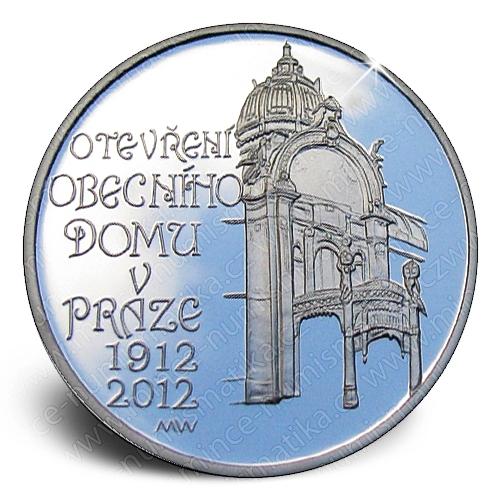 11_2012_200Kc_Obecni_dum_v_Praze_mince_revers