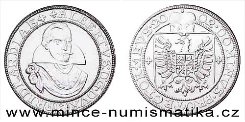 2002 - Stříbrný tolar Albrechta z Valdštejna