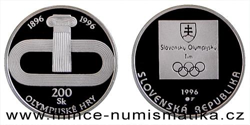 100. výročí uspořádání 1. novodobých olympijských her