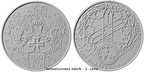 14_2013_200Kc_klaster_Zlata_koruna_nerealizovany_navrh_2