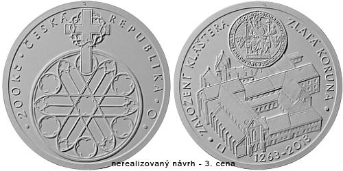 14_2013_200Kc_klaster_Zlata_koruna_nerealizovany_navrh_3