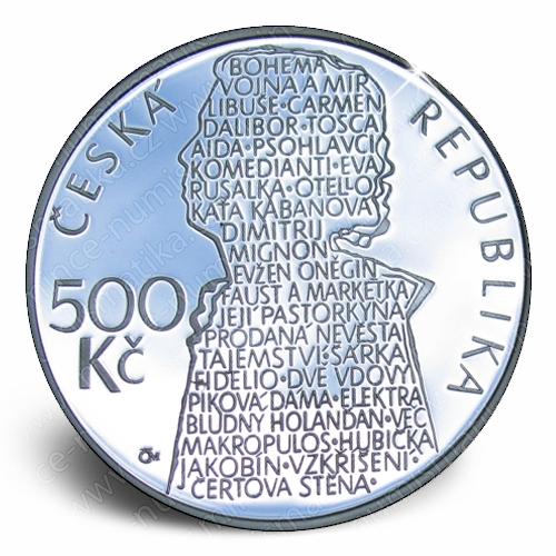 15_2013_500Kc_Beno_Blachut_mince_proof_avers