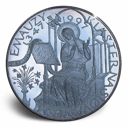 16_1997_200_Kc_Klaster_Emauzy_mince_revers
