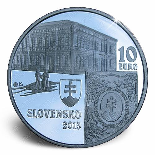 17_2013_10_Euro_Matica_slovenska_mince_avers