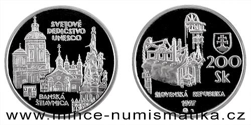 Světové dědictví UNESCO - Banská Štiavnica a technické památky v okolí