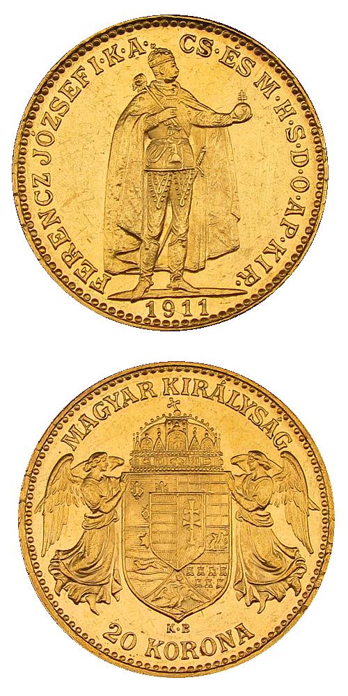 1911_20_koruna_K.B._FJI_RU_Au_mince