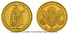 Zlatá 20 koruna FJI RU 1912 K.B. - vzácnější