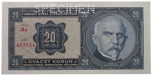 1926_20_koruna_perforovana_avers