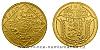 1928 - 2 dukátová zlatá medaile Jsem ražen z českého kovu