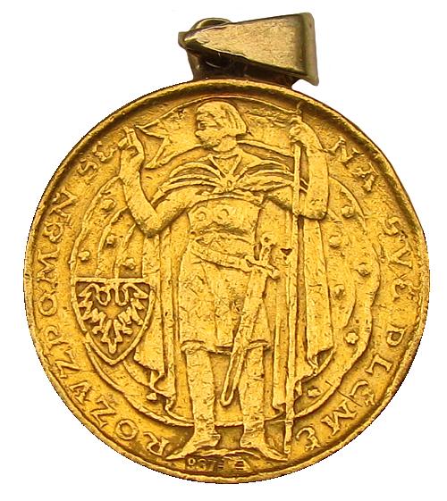 1929_1_dukatova_medaile_Millenium_sv._Vaclava_Au_revers_2