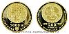 5000 Sk - 500. výročí ražby prvních tolarových mincí na Slovensku v Kremnici