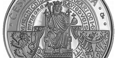 Stříbrné mince 2007 - 2017: 7x 500 Kč a 47x 200 Kč Proof