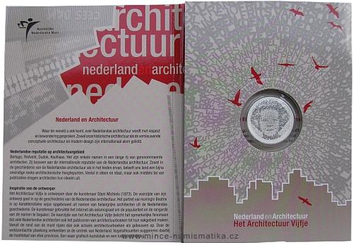 2008_5_euro_Holandsko_architektura_2_obal_s_minci