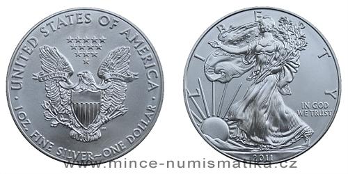 2011 American Eagle 1 Oz - Ag