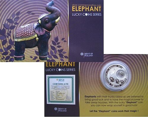2011_3_Lucky_dollars_elephant_Niue_Ag_obrazek