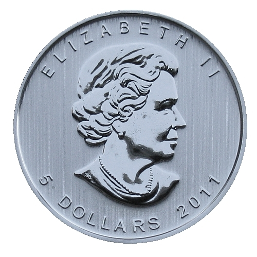 2011_5_dollars_Canada_Maple_leaf_1_Oz_revers