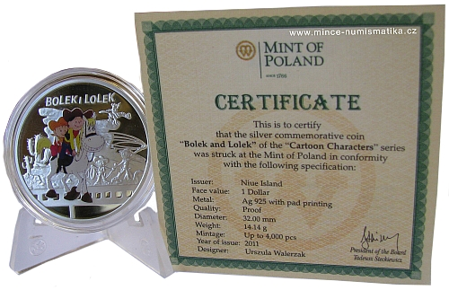 2011_Bolek_a_Lolek_mince