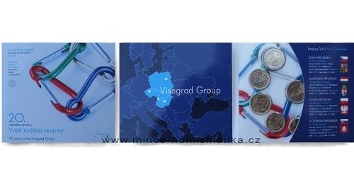 Sada oběžných mincí SR 2011 -