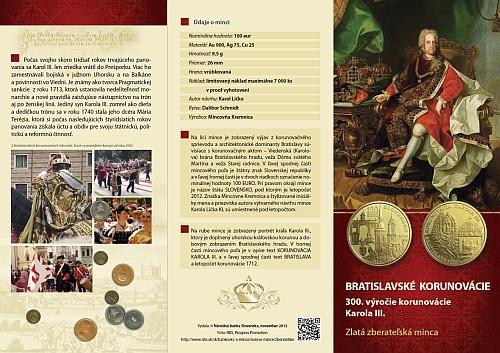 2012_100_euro_300._vyroci_korunovace_Karla_III._letak_1