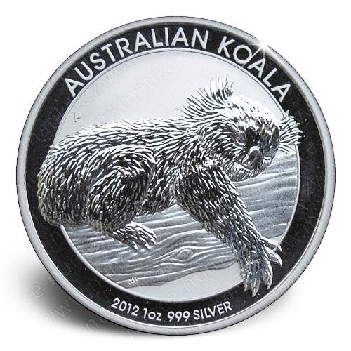 2012_1_dollar_Australian_koala_1_Oz_proof_revers