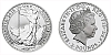 2012 2 pounds Britannia 1 Oz - Ag
