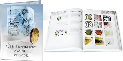 Publikace České bankovky a mince 1993 - 2012
