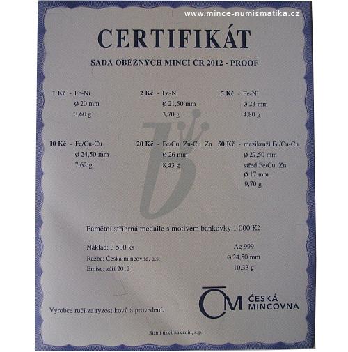 2012_sada_Proof_kuze_5_certifikat