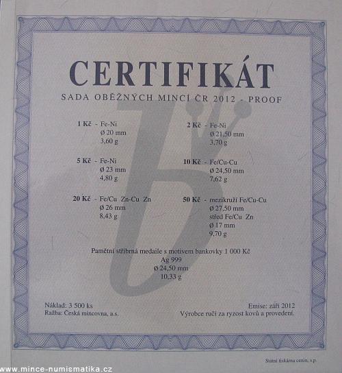 2012_sada_Proof_semis_obal_certifikat