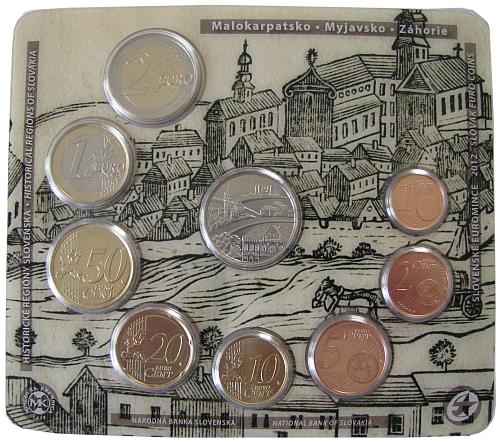 2012_sada_regiony_SR_6_euro_mince