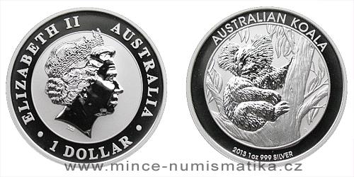 2013 Australian Koala 1 Oz - Ag