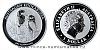 2013 - 1 dollar - The Australian Kookaburra Ag