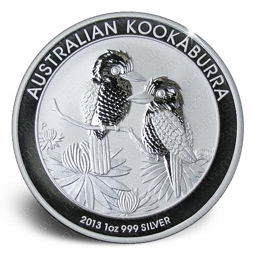 2013_1_dollar_Kookaburra_Australian_mince_avers