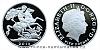 2013 - 5 £ Velká Británie - The Royal Birth 2013 Sovereign (stříbro)
