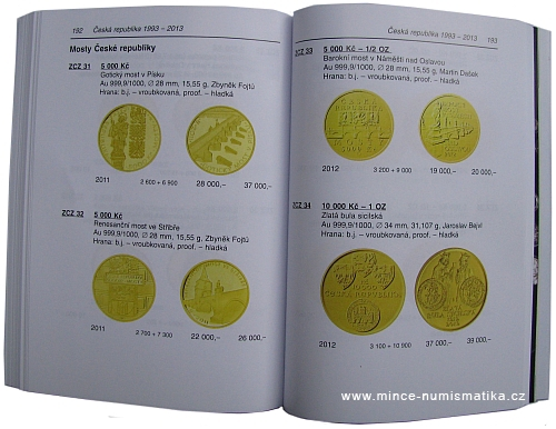 2013_katalog_Novotny_mince_1918-2013_2