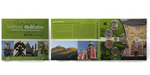 Sada oběžných mincí SR 2013 -