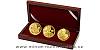 2014 - 2016 Sada tří zlatých mincí - Mince tří císařů
