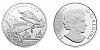 2014 - 100 $ Kanada - Orel bělohlavý Ag (Bald Eagle)